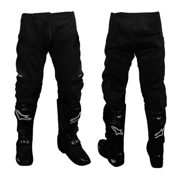 pantalon radikal concept negro talle 40/42