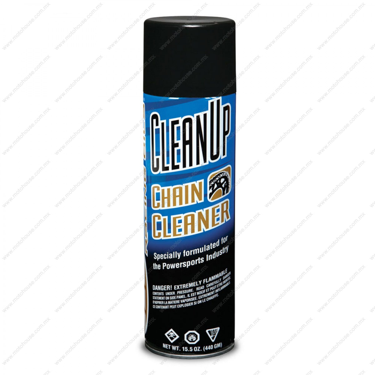 aceite maxima clean up limpiador desengrasante  15.5oz/12