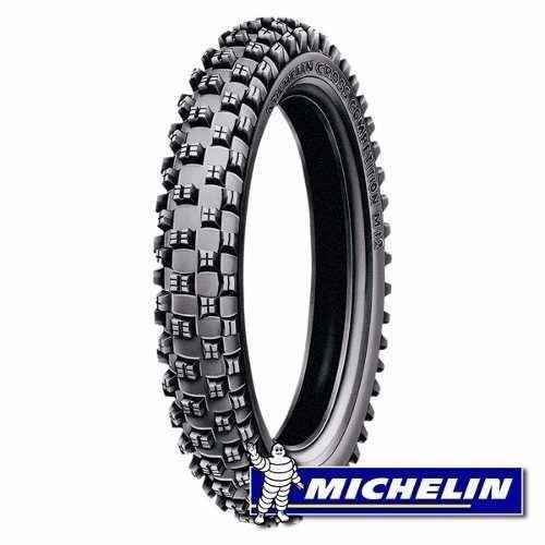 cubierta michelin S12 120/80-19