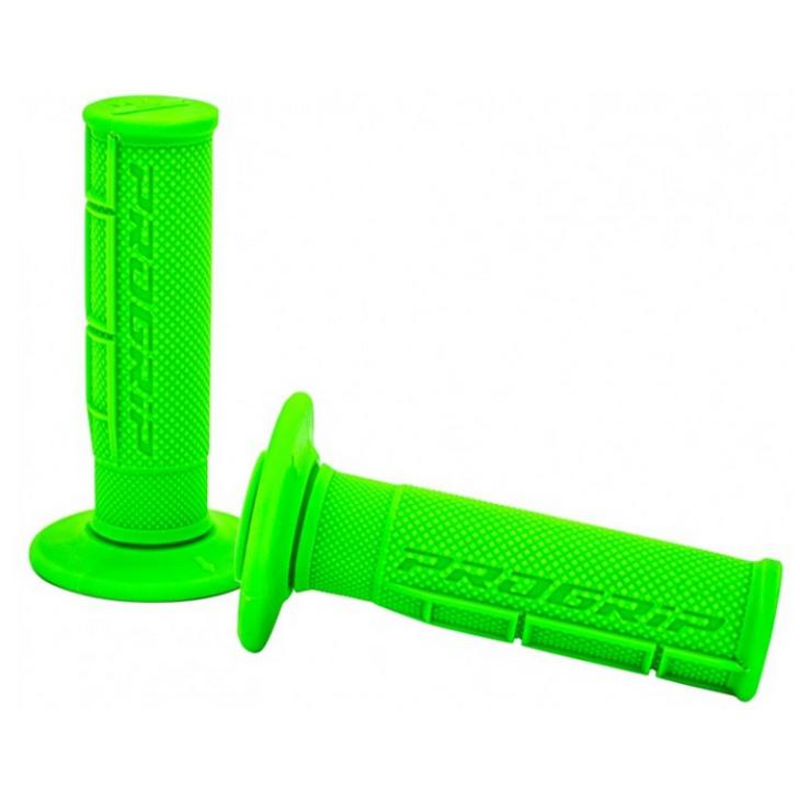 puños progrip 794 fluo-verde