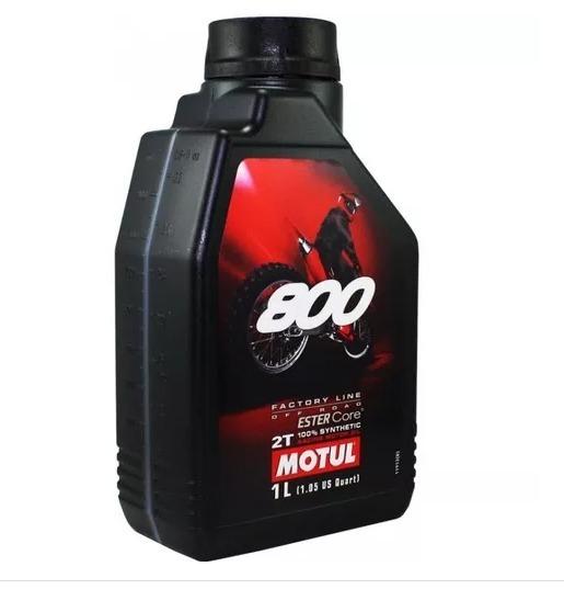 aceite motul 800 2t 1 lts