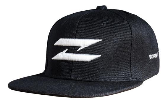 gorra radikal negra