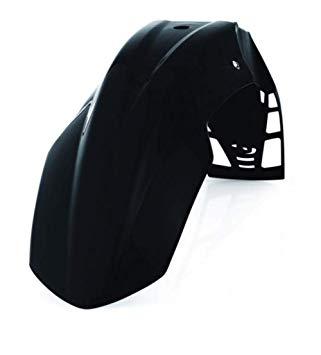 guardabarro delantero free flow negro polisport universal