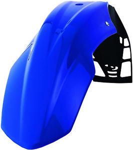 guardabarro delantero free flow azul polisport universal