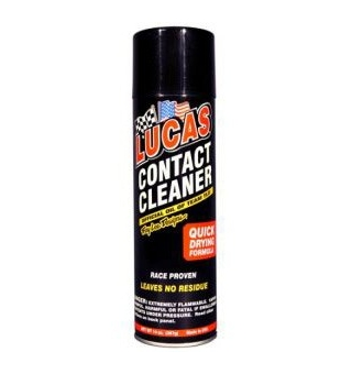 aceite lucas oil contact cleaner aerosol
