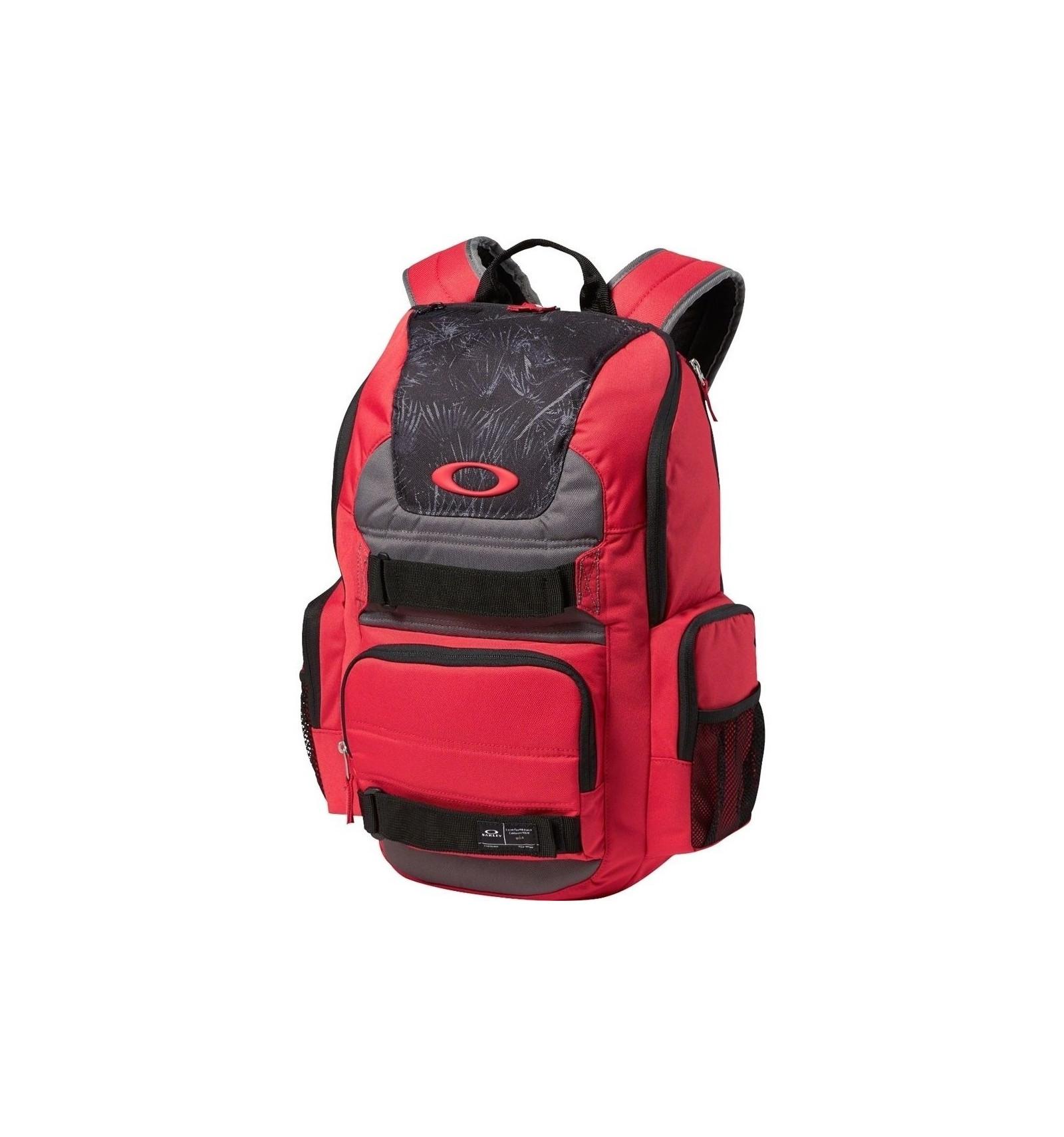 mochila oakley enduro red line capacidad de 25 litros