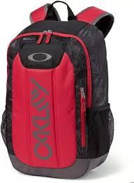 mochila oakley enduro red line capacidad de 20 litros