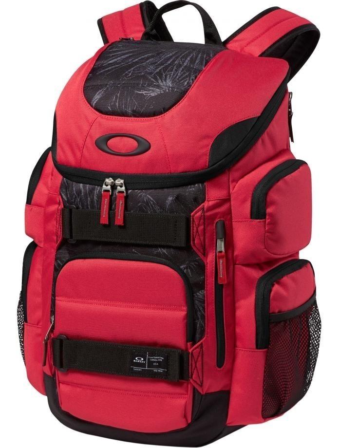 mochila oakley enduro red line capacidad de 30 litros