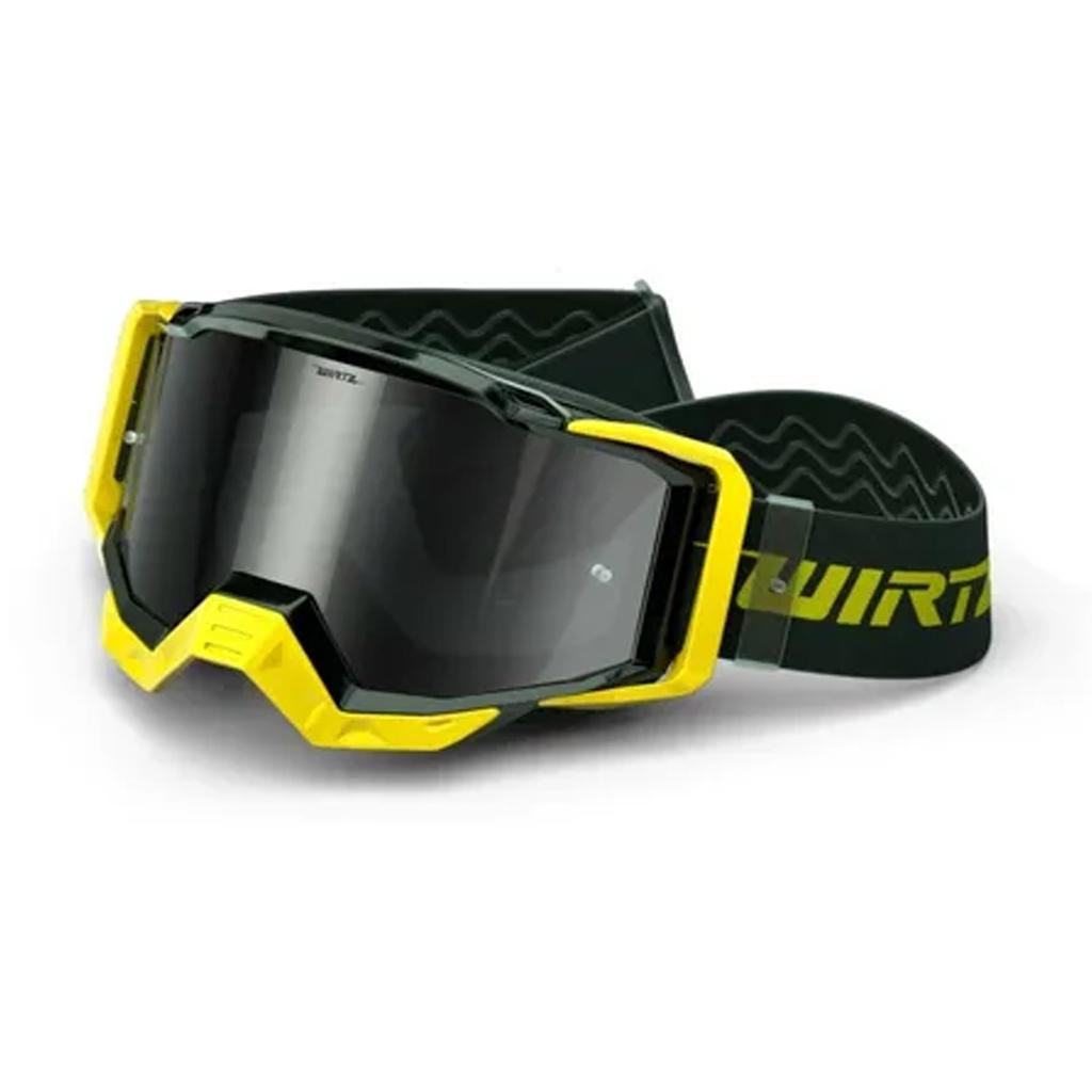 antiparra wirtz elevate negro/amarillo