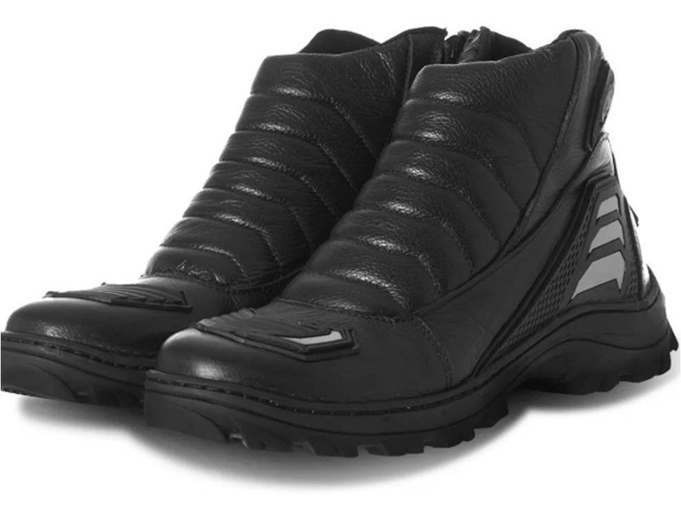 bota pro tork combat street negra talle usa 7.5