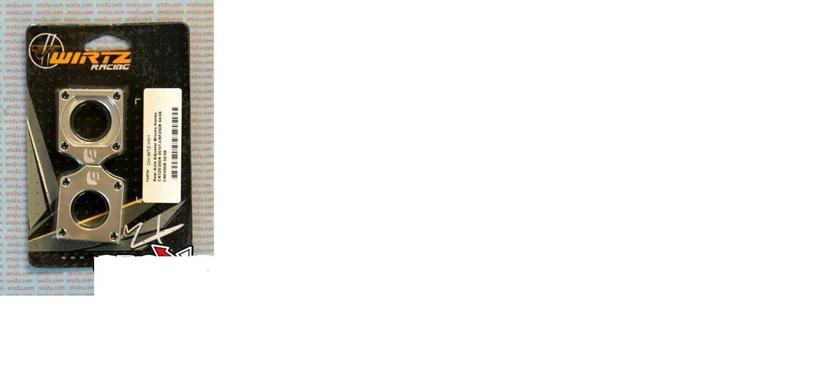 bloque tira cadena wirtz suzuki rm 125-250 02/06