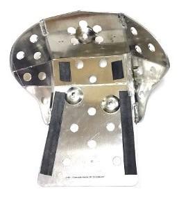 cubre carter honda crf 230 00/20 aluminio