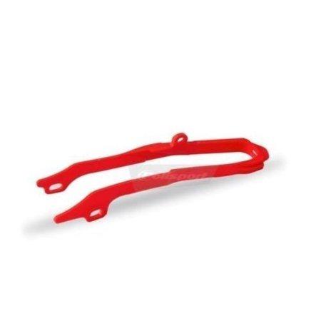 desliza cadena honda crf 450 06 rojo polisport