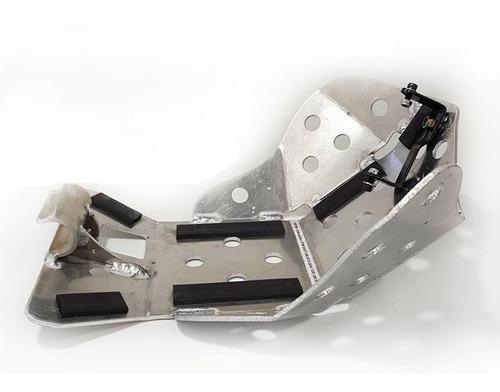 cubre carter ktm sxf 250/350 xcf 250/350 16/17 aluminio