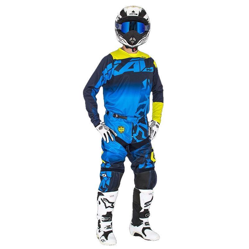 conjunto radikal onix azul talle 38/40