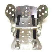cubre carter ttr 230 07/21 aluminio