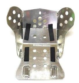 cubre carter yamaha wr 250-450 07-2011 / yzf450 06-09 aluminio