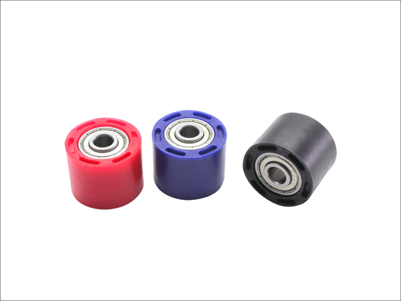 chain roller L (42mm) rojo drc