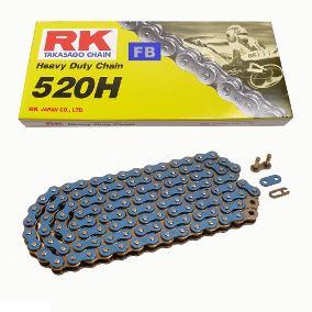 cadena transmision rk 520 x 120 h blue