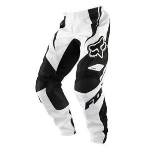 pantalon fox 180 blanco talle 30