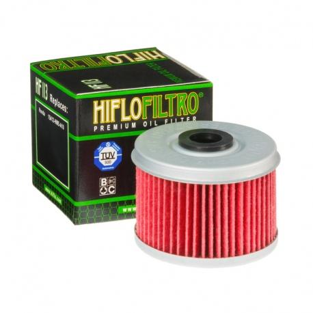 filtro aceite hiflofiltro honda trx 300 400 450 foreman