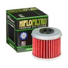 filtro aceite honda crf 150 250 450 trx 04/09 hiflofiltro