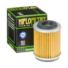 filtro aceite hiflofiltro yamaha TTR