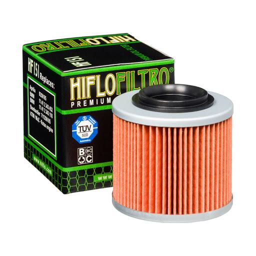 filtro aceite hiflofiltro bmw 650 gs/dakar