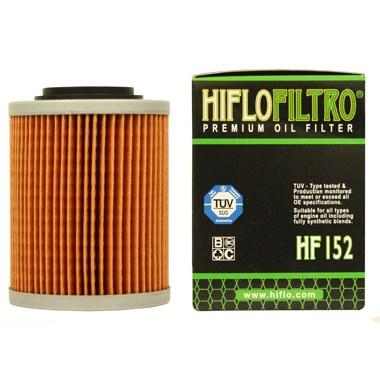 filtro aceite hiflofiltro bombardier