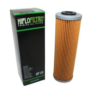 filtro aceite ktm 950 990 adventure hiflofiltro