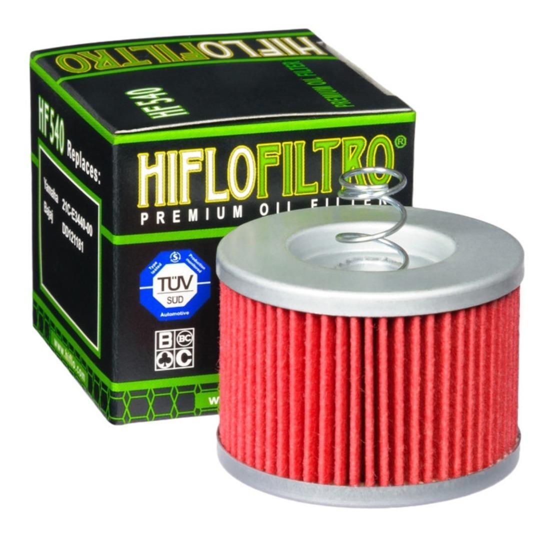 filtro aceite hiflofiltro yamaha fz 16 hf540