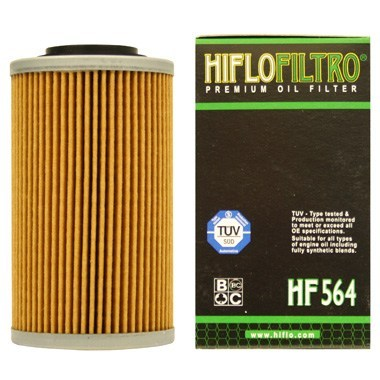 filtro aceite hiflofiltro aprilla 1000cc 04-09 buell 1125 honda cr r 09 can-am 990 gs spyder 08