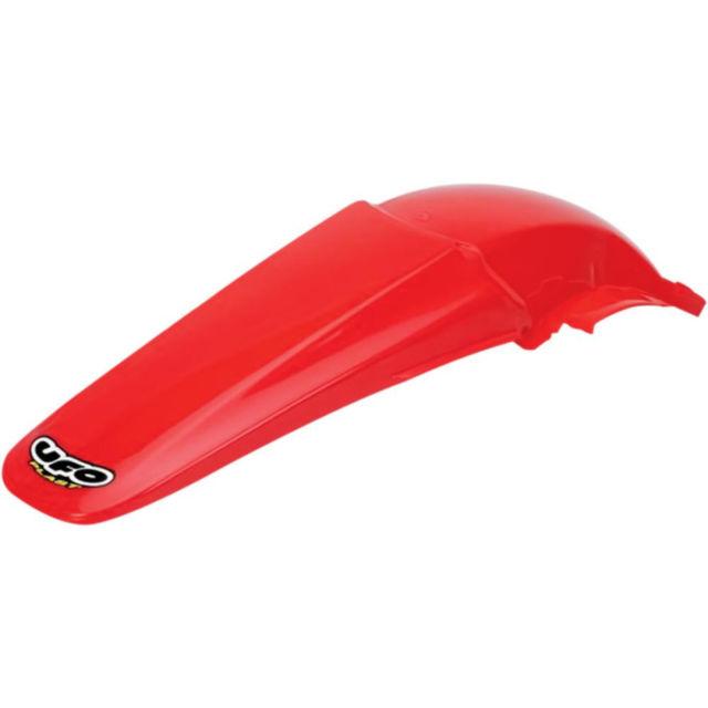 guardabarro trasero honda crf 450 05/08 rojo ufo