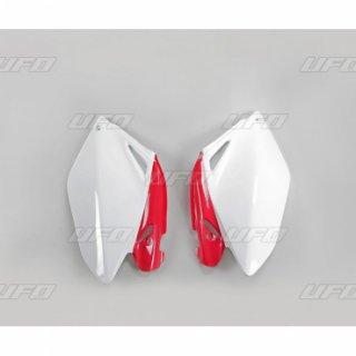 cachas honda crf 250r 06/09 blanca/rojo