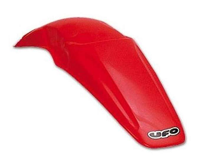 guardabarro trasero honda crf 250 06/07 rojo ufo