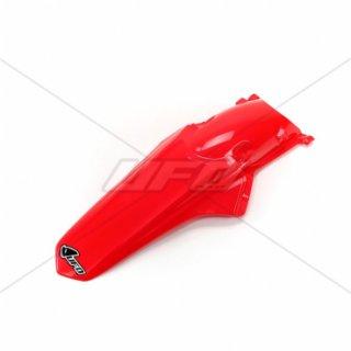 guardabarro trasero honda crf 250 10/13 crf 450 09/12 rojo neon ufo