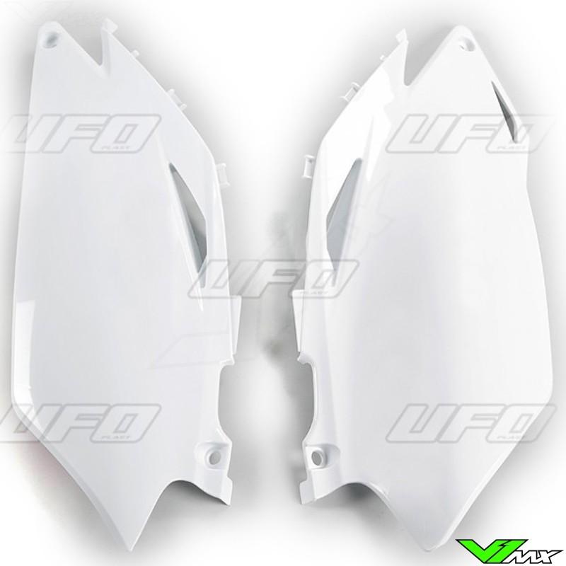 cachas honda crf 250 2010 -450 09/10 blancas ufo