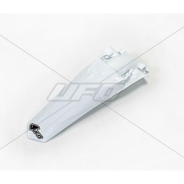 guardabarro trasero honda crf 250 14/16 450 13/16 blanco ufo