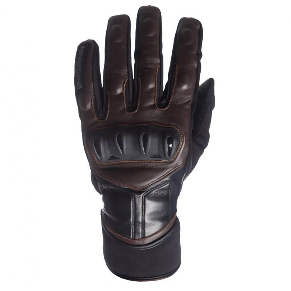 guante nineTOone by ls2 argos largo negro talle L