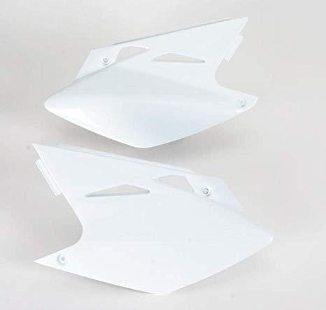 cachas kawasaki kxf 450 06/08 blancas ufo