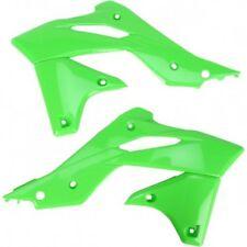 aletas tanque kawasaki kxf 250 13/16 verde ufo