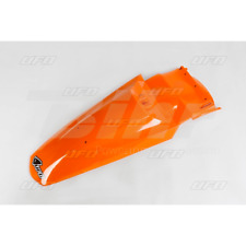 guardabarro trasero ktm exc 2008-2011 naranja ufo