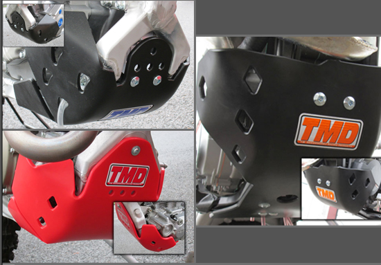 cubre carter TM kxf 250 12-16