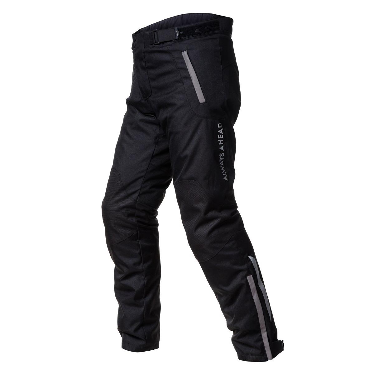 pantalon ls2 chart negro hombre talle m