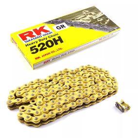 cadena transmision rk 520 x 120 h yellow