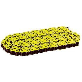 cadena transmision rk 520 x 118 c/oring yellow