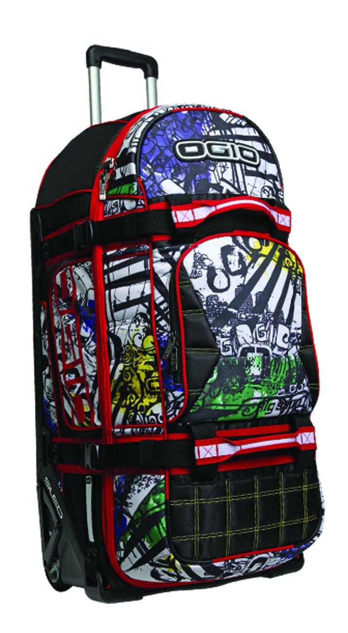 bolso ogio rig 9800 w graffiti 180lts valija