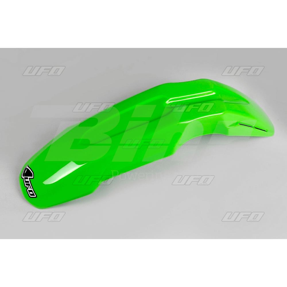 guardabarro delantero supermotard verde
