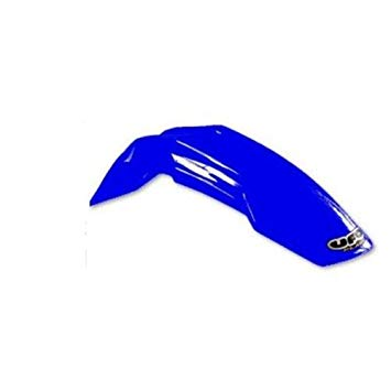 guardabarro delantero supermotard azul