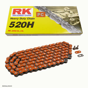 cadena transmision rk 520 x 120 h orange